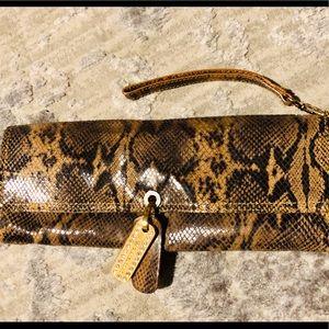 Snakeskin Handbag